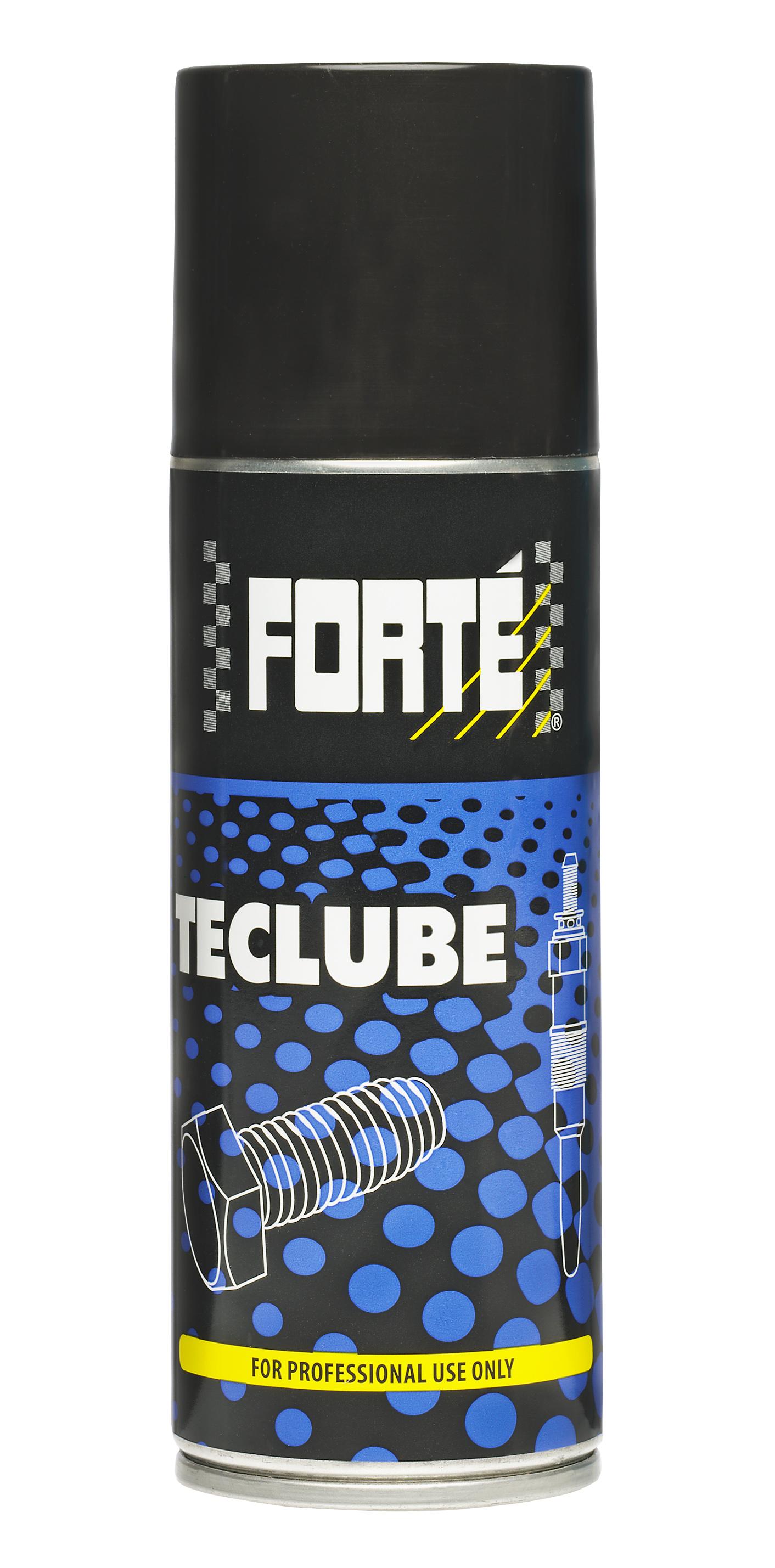 Odkręca wtryskiwacze, zardzewiałe śruby, nakrętki Forte Teclube