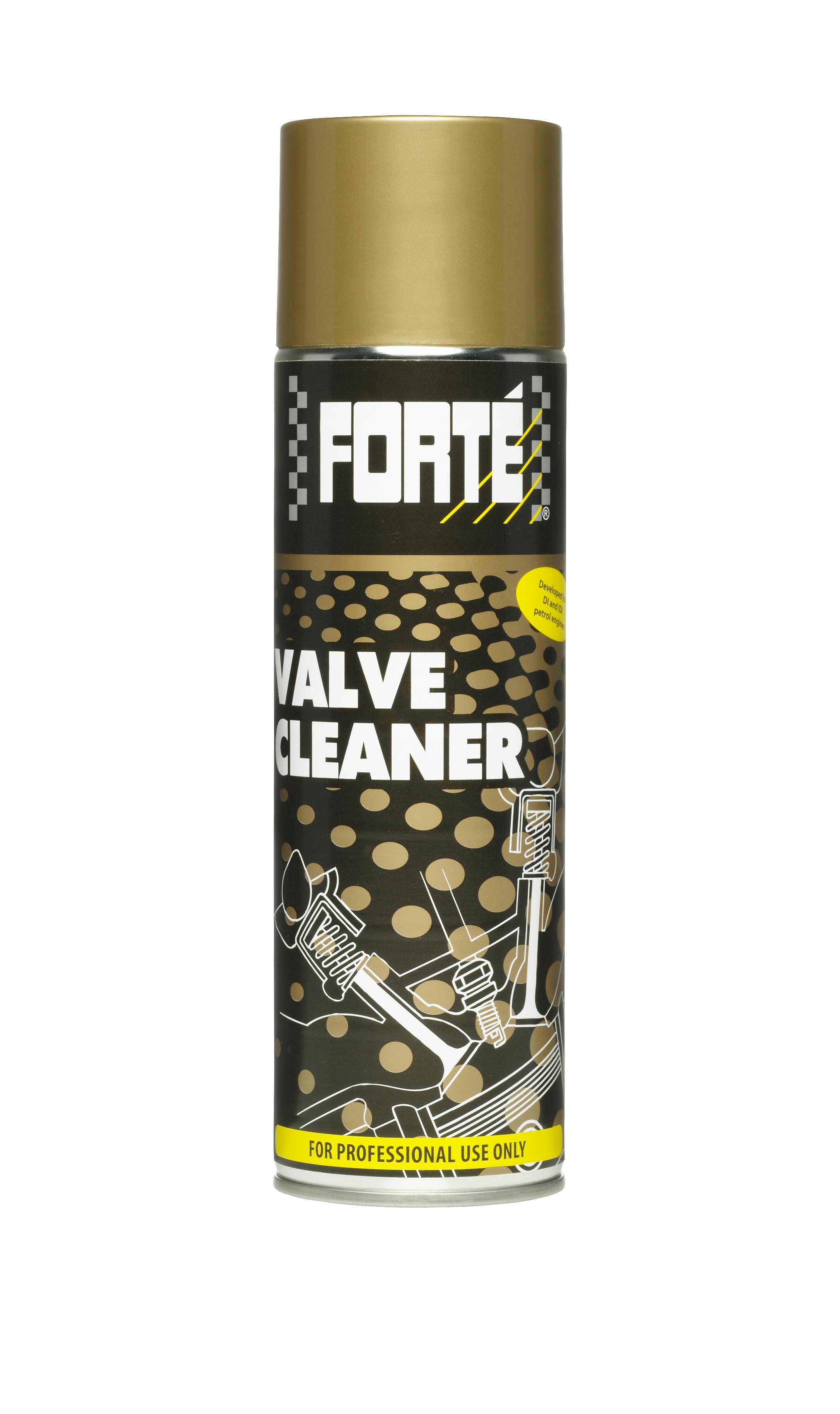 Zawory ssące w silnikach benz. DI Forte Valve Cleaner