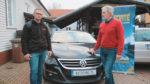 VW Passat 1,8 TSI CC 160 tys. km spalanie oleju