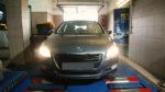 1,6 THP Peugeot 508- Forte pełne czyszczenie cz II – przebieg 135 tys km